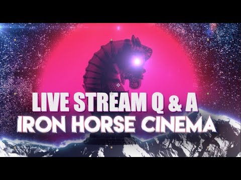 Iron Horse Cinema Live Stream 6-12-18 thumbnail