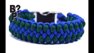 "Make the ""Dragon Claw"" Paracord Survival Bracelet  - BoredParacord.com"