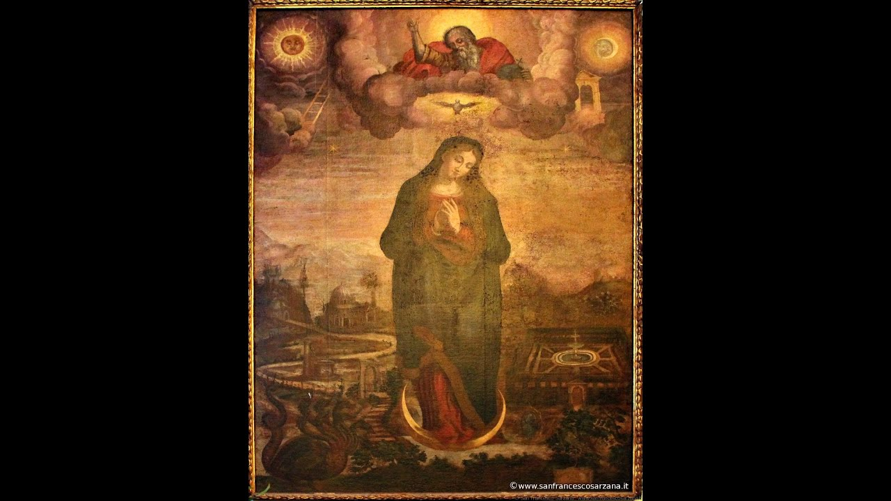 Rosario e Preghiera alla Madonna della Salute Venerdì' 20 Marzo 2020 (D.  Franco Pagano) - laspezia.TV