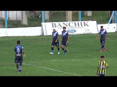 Parque Sur 2- 0 Almagro.  4tos de final Clausura 2018