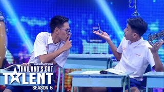 Thailand's Got Talent Season 6 EP1 1/6 | BKK Boyband