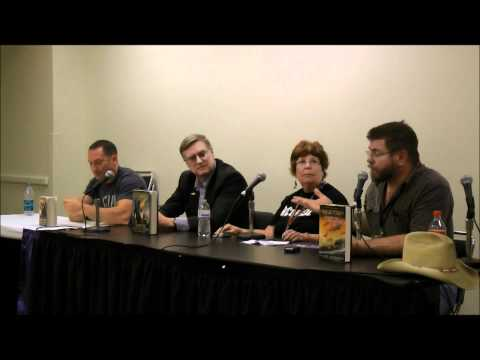Military Sci-Fi - 2011 NY Comic Con panel w/ Myke Cole, Jack Campbell, Taylor Anderson - part 3 of 3