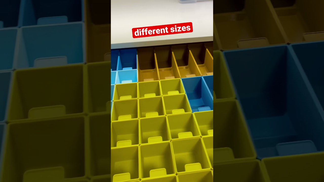 3D Printed Organizing Containers