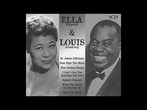 Porgy and Bess Ella Fitzgerald and Louis Armstrong