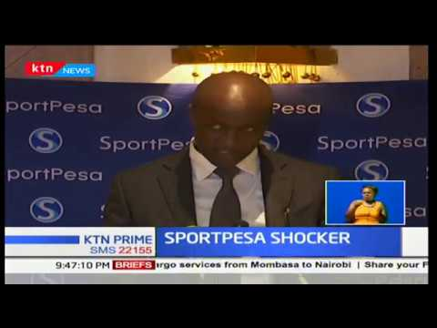 SportPesa Shocker: The betting firm withdraws sports sponsorship in Kenya