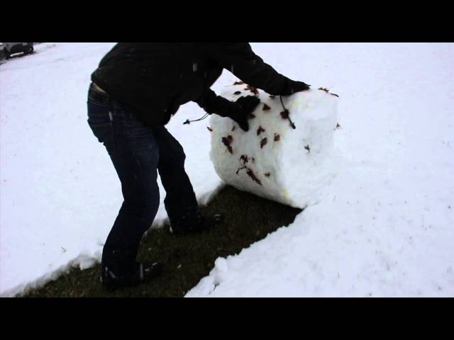 sddefault - How To Get Rid Of Packed Snow On Driveway