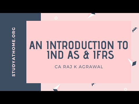 An Introduction to Ind AS & IFRS for CA Final May 2016 Onwards Exam by CA Raj K Agrawal
