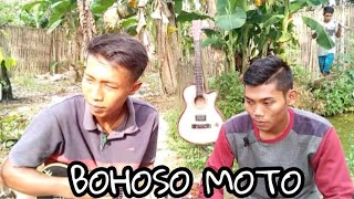 BOHOSO MOTO COVER DENII KATEL ft HERI BISA,..