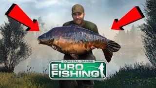 Euro Fishing Simulator -  Lets Fish Part 1