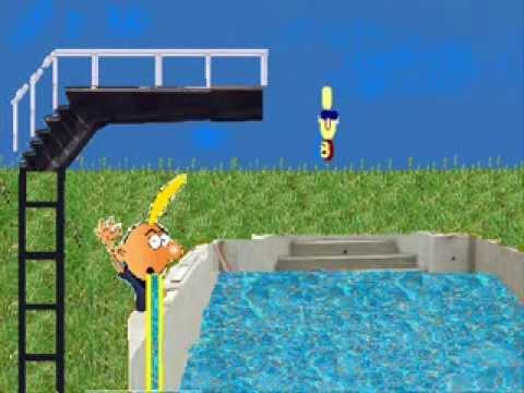 Titeuf le meurtrier qui boit la piscine youtube for Cegep la pocatiere piscine