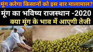 राजस्थान के किसानों को मूंग करेगा मालामाल ?   mung ke bhav   Rajasthan anaj mandi rate