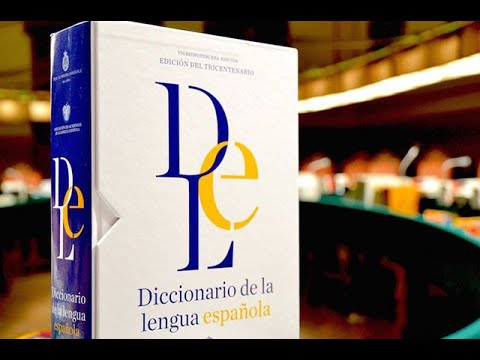 El próximo diccionario de la Real Academia Española será absolutamente digital   Noticias Caracol