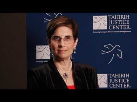 I Support Tahirih: Susan Stevens-Clark