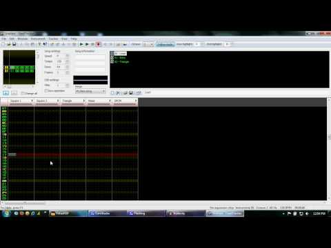 How To Make 8-Bit Music: An Introduction To FamiTracker