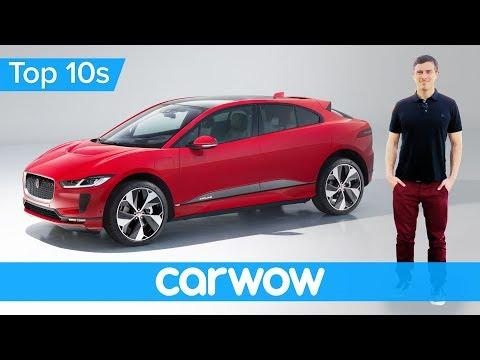 New Jaguar I-PACE 2019 - a better electric car than a Tesla?