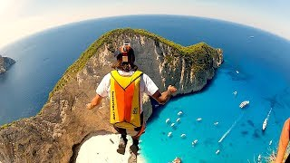 Incredible Base Jumps From Around The World