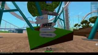iSpeed (On Ride) Roblox Point