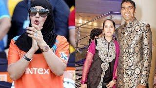 IPL 2017: इस LOOK में मैच देखने पहुंची गुजरात के क्रिकेटर की Wife