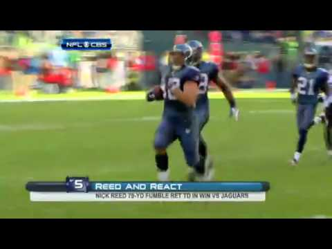 NFL week 5 plays (2009)