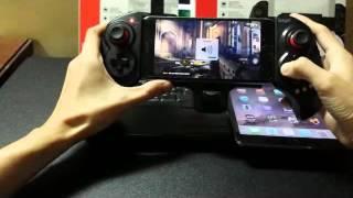 Ipega 9023 Gaming IOS Demo