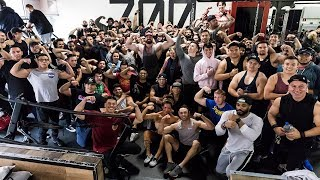 BRADLEY MARTYN'S CHRISTMAS MEET UP AT ZOO CULTURE!