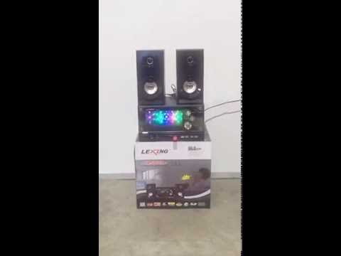 Home theatre karaoke speakers in Davao city
