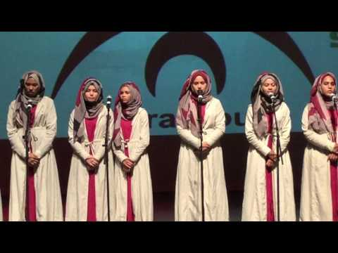 Al Azhar High School ( Discover Islam Nasheed Competition 2016  First Girls Division)