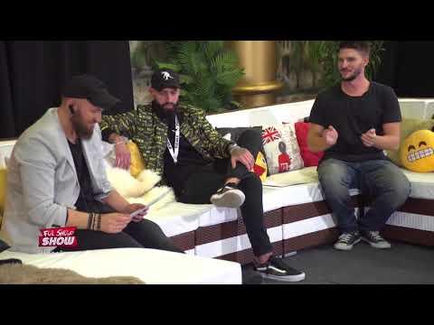 Fol Shqip Show - Klaudio Martella   18.11.2017