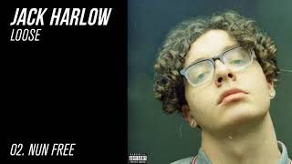 Watch Jack Harlow Nun Free feat 2forwOyNE video
