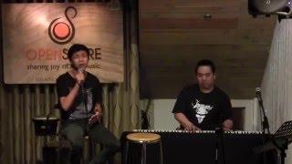 Chưa Bao Giờ -Đoàn Anh Mạnh-piano-Hoàng Bách