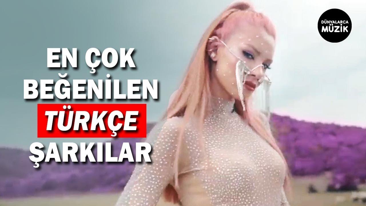 En Çok Beğenilen Türkçe Şarkılar TOP 50 | Kasım 2020