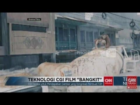 Teknologi CGI Film 'Bangkit'