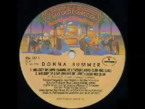 Donna Summer - Melody Of Love (Boss Mix)