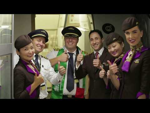 Saudi National Day Highlights | Etihad Airways