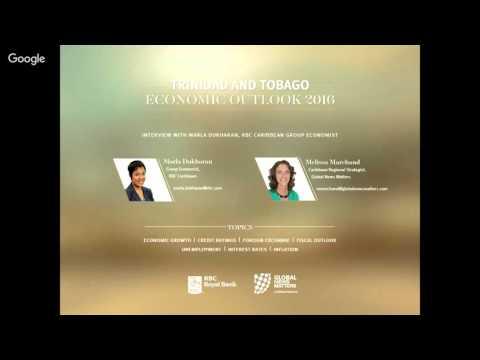 Trinidad & Tobago Economic Outlook 2016