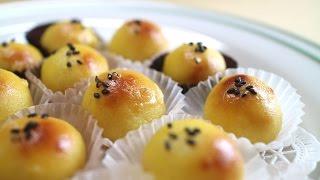 スイートポテト|cook kafemaruさんのレシピ書き起こし
