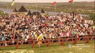 Битва Наций - 2011. Документальный фильм. Украина, г. Хотин. Хотинская крепость