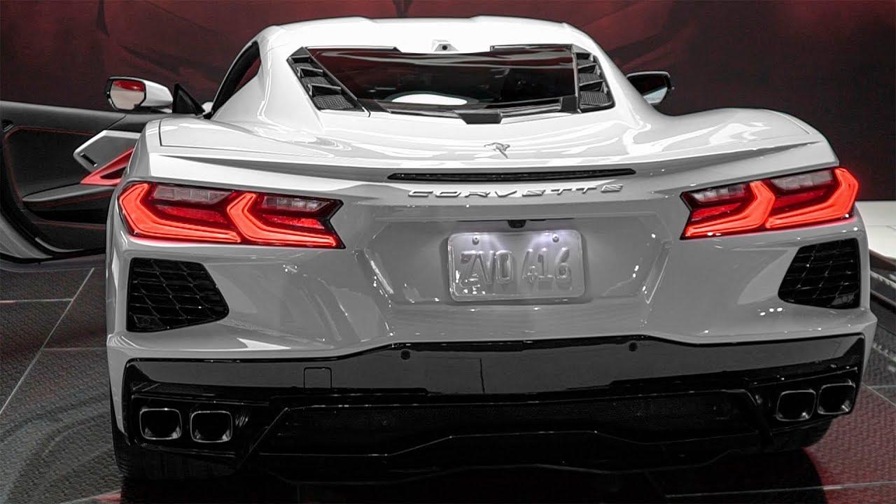 2020 Chevrolet Corvette C8 - Interior and Exterior Walkaround