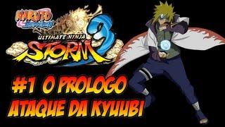 Naruto Ultimate Ninja Storm 3 - Aventura Final: O Prólogo Ataque da Kyuubi