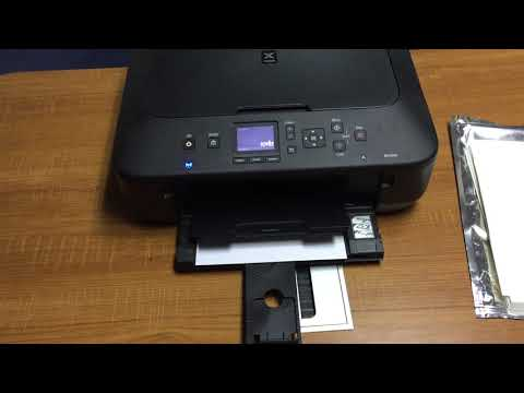 Cake Printer , printing  on the Wafer paper