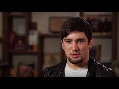 Vladimir Khinchegashvili | Georgia's Olympic Wrestling Champion | Trans World Sport