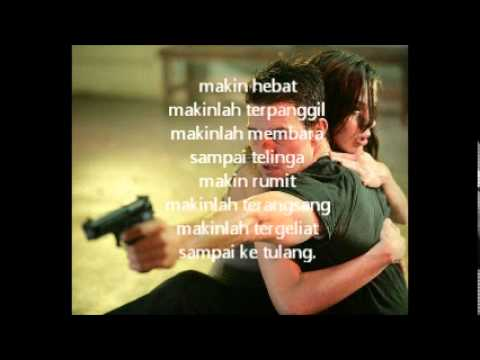 Spider- Dari telinga ke tulang [lyrics video]