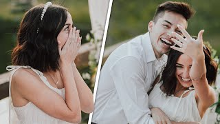 ALL the PROPOSAL DETAILS | Bailey & Asa BTS Engagement Vlog