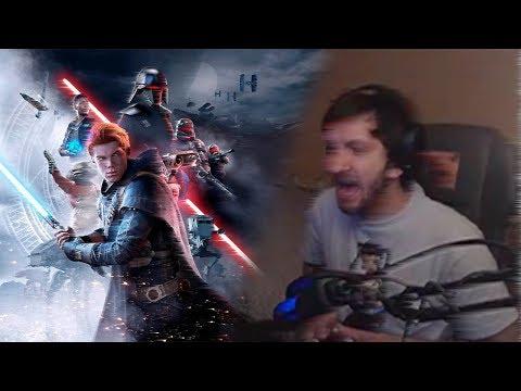 Lasqa играет в Star Wars: Jedi Fallen Order