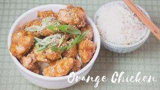 How to make Orange Chicken - Air Fryer Orange Chicken Recipe