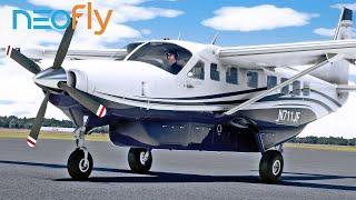 Career Mode in Microsoft Flight Simulator!
