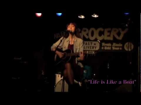 Rie fu  in New York 2010Life is Like a Boat