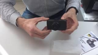 видео Видеорегистратор TrendVision TDR-708 GNS