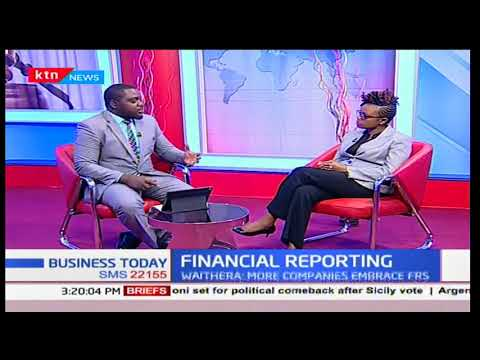 FINANCIAL REPORTING: Good governance now a key issue