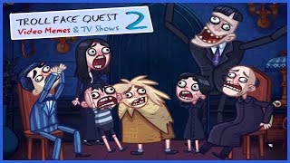 TROLL FACE QUEST VIDEO MEMES TV SHOWS PART 2 Full Game Walkthrough All levels